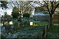 SE6250 : Heslington Churchyard by DS Pugh