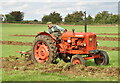 ST7781 : Vintage Ploughing Match, nr Badminton, Gloucestershire 2016 by Ray Bird