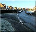 ST3090 : Frosty corner, Malpas, Newport by Jaggery