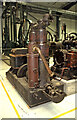 NT2276 : National Museums Collection Centre, Granton - Willans steam engine by Chris Allen