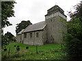 SO3412 : St David's Church, Llanddewi Rhydderch, Monmouthshire by Jaggery