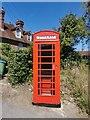 TQ4216 : K6 Telephone Box, Spithurst by PAUL FARMER