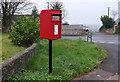SX9067 : Postbox, Lawn Close, Torquay by Derek Harper