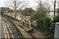SU5495 : The Thames Path upstream from Clifton Hampden Bridge by Bill Boaden