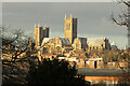 SK9771 : Lincoln Cathedral by Richard Croft