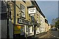 SX7570 : Victoria Inn, Ashburton by Derek Harper