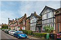 TQ2450 : 11 - 25 Yorke Road by Ian Capper