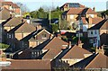 SK6142 : Carlton roofscape – 4 by Alan Murray-Rust