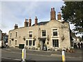 SP4416 : The Crown Inn, Woodstock by Jonathan Hutchins