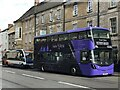 SP4416 : Buses on Oxford Street, Woodstock by Jonathan Hutchins