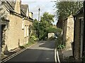 SP4416 : Chaucer's Lane, Woodstock by Jonathan Hutchins