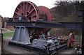 NT3773 : Prestongrange Museum - steam capstan by Chris Allen