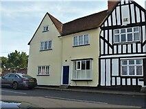 TL7835 : Castle Hedingham houses [4] by Michael Dibb