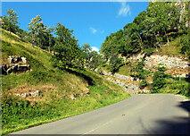 ST4754 : Cheddar Gorge by habiloid