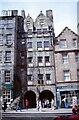 NT2573 : Gladstone's Land, Edinburgh - July 1993 by Jeff Buck