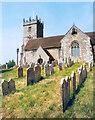 SZ5281 : All Saints Church, Godshill by Des Blenkinsopp
