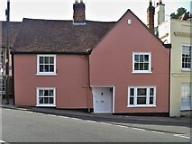 TL7835 : Castle Hedingham houses [12] by Michael Dibb