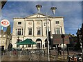 TL7006 : Shire Hall, Chelmsford on Remembrance Day 2018 by Jonathan Hutchins