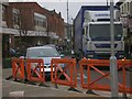 SJ9494 : Gridlock on Market Place by Gerald England