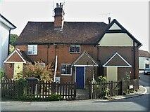TL7835 : Castle Hedingham houses [16] by Michael Dibb