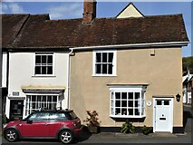 TL7835 : Castle Hedingham houses [20] by Michael Dibb