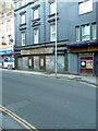 TR2336 : Former nightclub, Tontine Street by John Baker