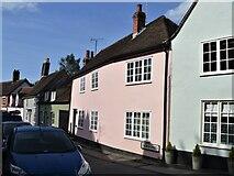 TL7835 : Castle Hedingham houses [25] by Michael Dibb