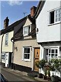TL7835 : Castle Hedingham houses [31] by Michael Dibb