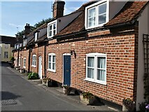 TL7835 : Castle Hedingham houses [33] by Michael Dibb