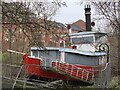 SJ8563 : The Congleton Steamboat by Jonathan Hutchins