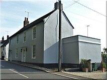 TL7835 : Castle Hedingham houses [46] by Michael Dibb