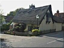 TL7835 : Castle Hedingham houses [50] by Michael Dibb