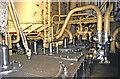 TQ7670 : SS Jeremiah O'Brien, Chatham - engine by Chris Allen