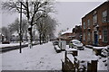 SP0795 : Snowy Kingstanding 6 by Martin Richard Phelan
