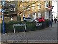 SP2865 : New street nameplate, New Bridge, Warwick by Robin Stott