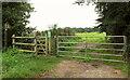 ST8063 : Footpath, Farleigh Wick by Derek Harper