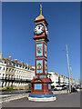 SY6879 : Jubilee Clock, Weymouth by Jonathan Hutchins