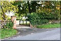 NY4944 : Entrance to 'Eden Hill' by Luke Shaw