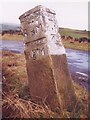 SK2794 : Old Guide stone, Onesmoor Road, Swan Height, High Bradfield by Christine Minto