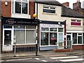 SJ7950 : New dog shop in Audley by Jonathan Hutchins