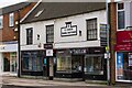SK3516 : W. Taylor Butchers, Ashby-de-la-Zouch by Oliver Mills