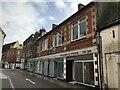 TF4609 : PRAMS & TOYS, Hill Street, Wisbech : A victim of Covid-19? by Richard Humphrey