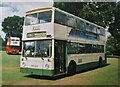 SU7240 : Alton Bus Rally - Blackpool Bus by Colin Smith