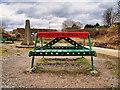 SD7506 : Meccano Picnic Area, Nob End by David Dixon