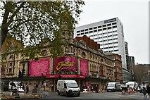 TQ3081 : Shaftesbury Theatre by N Chadwick