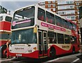 TQ1402 : Worthing - Brighton & Hove Bus by Colin Smith