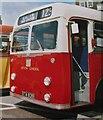 TQ1402 : Worthing - Devon General Bus by Colin Smith