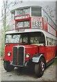 TQ0761 : Cobham - London Bus by Colin Smith