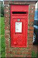 SX9364 : Postbox, Perinville Road, Babbacombe by Derek Harper