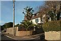 SX8964 : House on Loxbury Road, Chelston by Derek Harper
